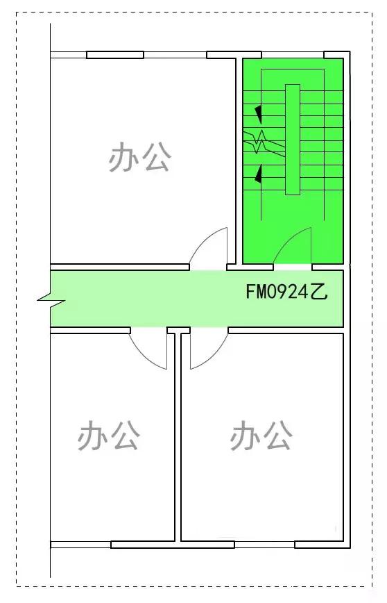 FM0924(乙)防火门